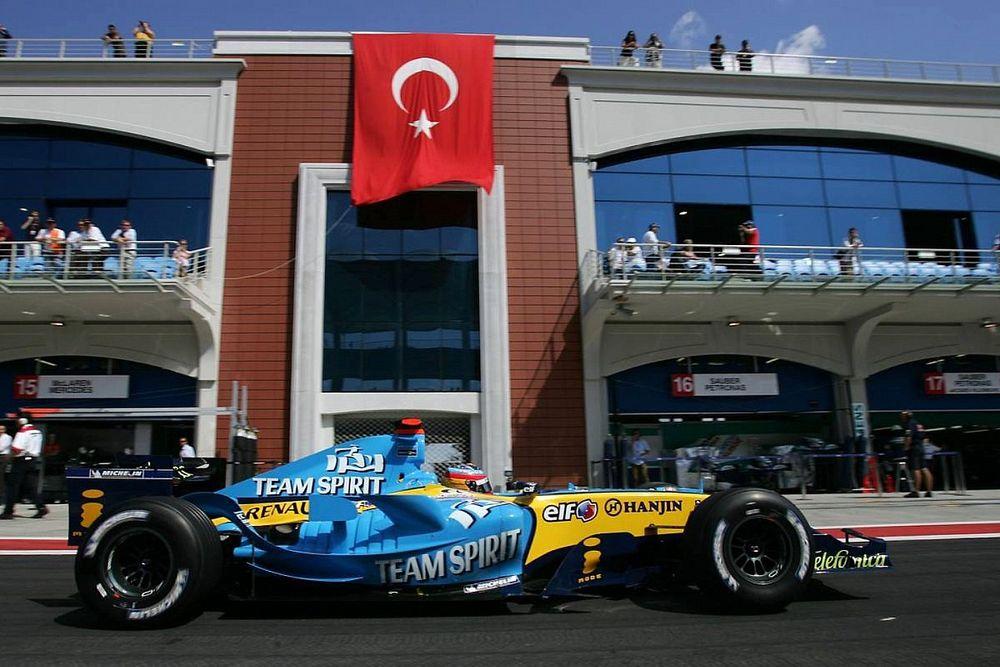 Yıllara göre Türkiye GP bilet fiyatları (2005 - 2021)