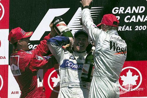 20 éve történt: a Schumacher-fivérek első kettős győzelme