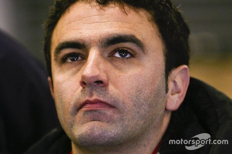 El ex piloto de F1 Esteban Tuero sufrió un accidente de moto