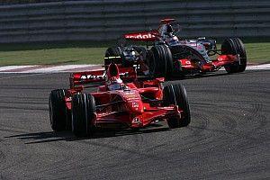Raikkonen, kariyerinde Alonso ile verdiği mücadelelerden memnun kaldı
