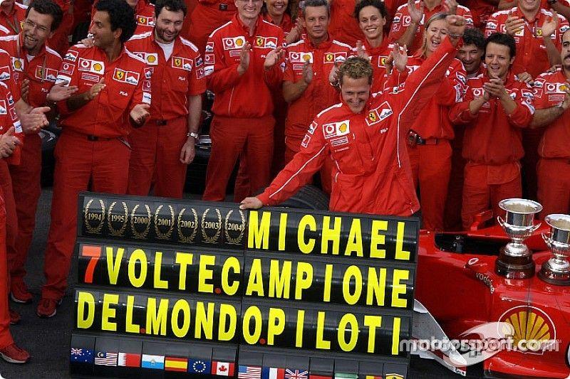 GALERÍA: Los 69 Grandes Premios que coronaron campeones
