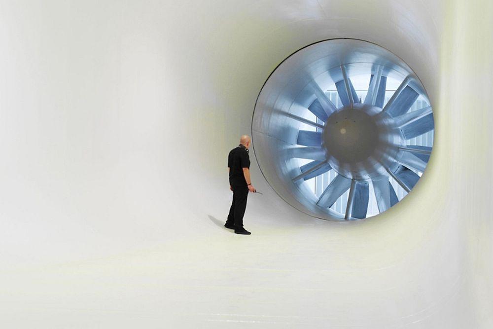 A F1 deve realmente operar sem túneis de vento a partir de 2030?