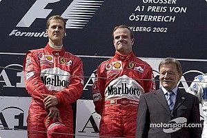 Die kontroversesten Stallordern in der Formel-1-Geschichte