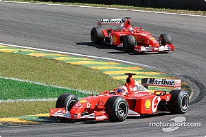 A Ferrari legtöbb győzelmet szerző F1-es konstrukciói (galéria)