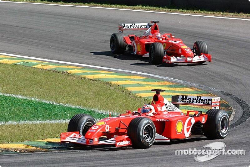 Galería: los coches de Ferrari con más victorias en F1