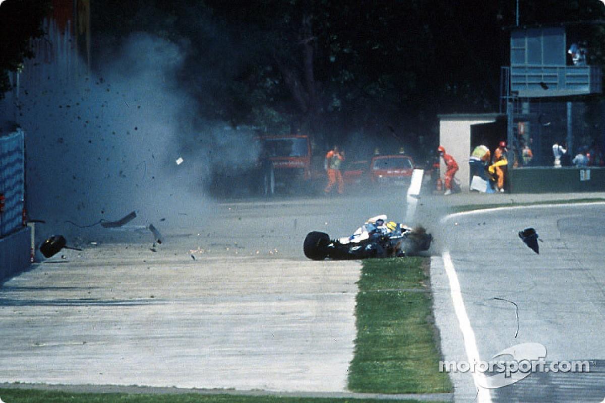 Luis Roberto faz relato emocionante sobre morte de Senna e revela momentos difíceis da cobertura em Ímola
