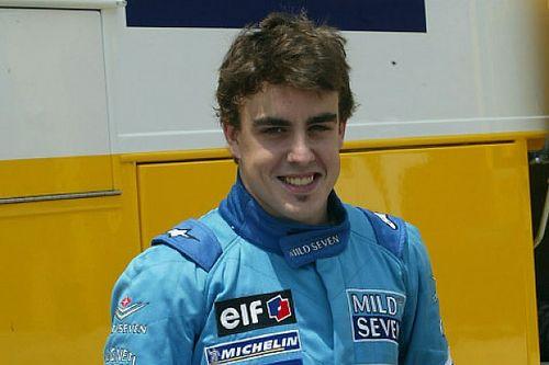 Cómo empezó la historia de Alonso en Renault F1
