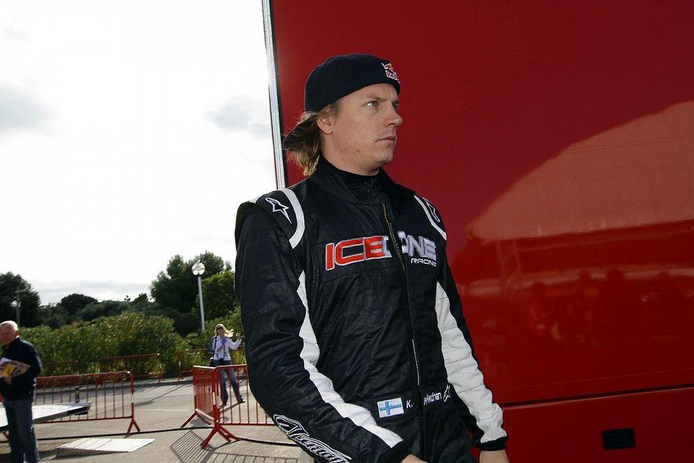 Citroen Goda Kimi Raikkonen dengan Mobil Rally2