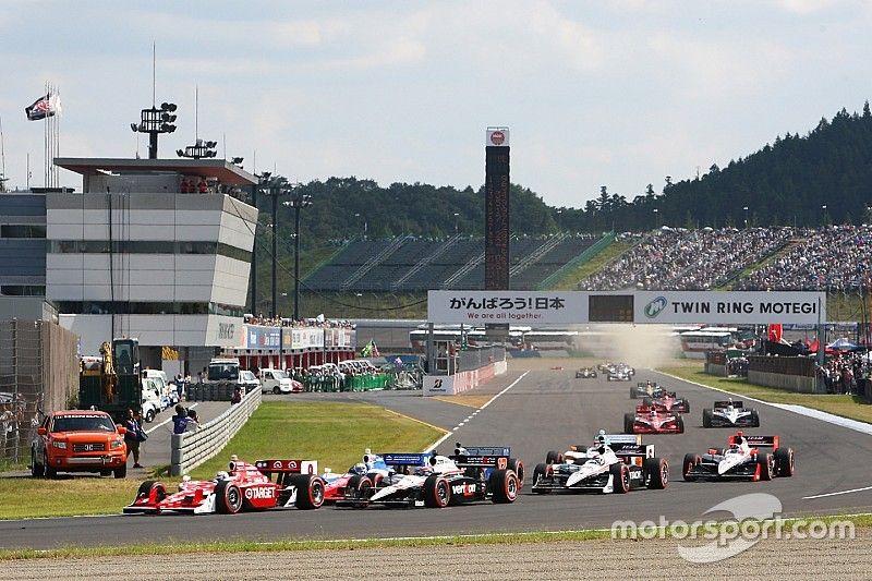 La IndyCar estudia hacer carreras fuera de Norteamérica