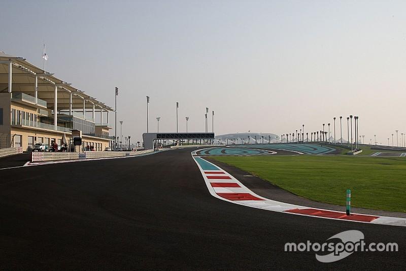 Az egyik legkeményebb feladat a fékek tekintetében a Yas Marina Circuit