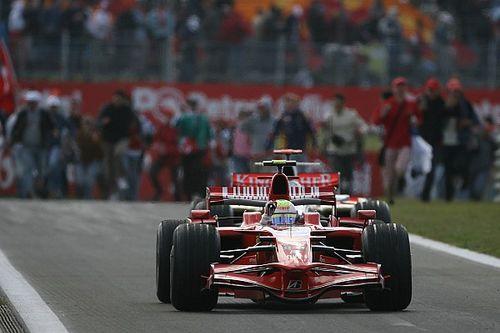 """Massa: """"Pilotlar sekizinci virajı artık tam gaz geçecek"""""""