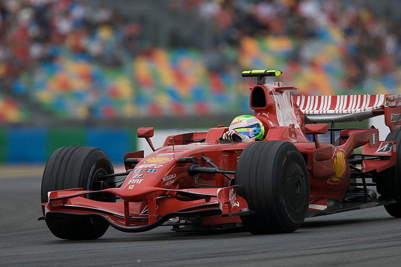 França-2008, dia em que Massa chegou ao topo na F1