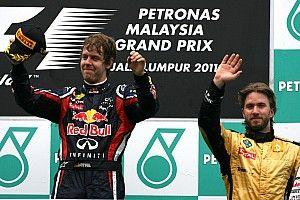 Heidfeld: Vettel vorig jaar in races beter dan Leclerc