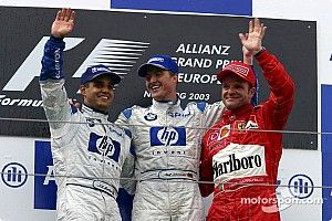 """Montoya: """"Ralf Schumacher war viel besser als die Leute glauben"""""""