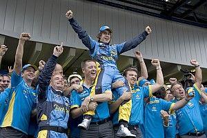 Brasil 2005: cuando Fernando Alonso nos hizo grandes