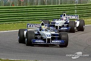 """Montoya: """"Ralf Schumacher düşündüğünüzden çok daha hızlıydı"""""""