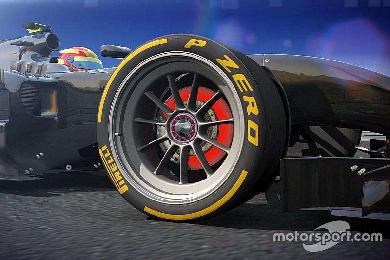 Pirelli: 31 jours de tests pour les pneus 18 pouces 2021