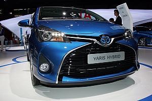 El sistema híbrido de Toyota, al detalle