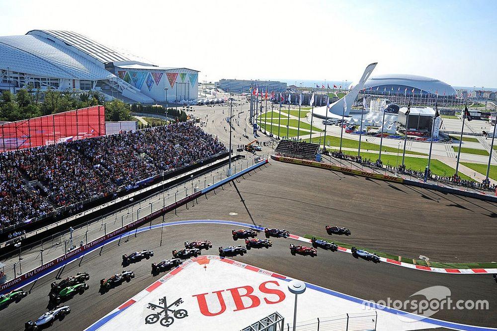 Pirelli выбрала составы шин для гонок Формулы 1 в Сочи и Муджелло