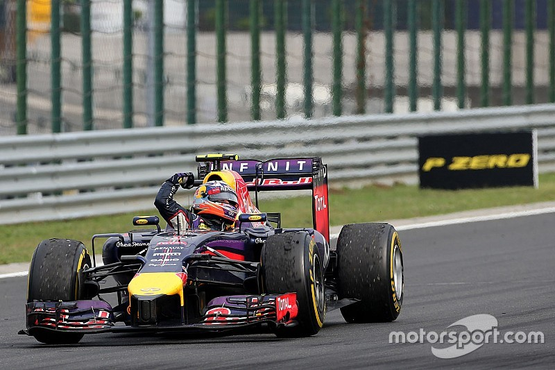 Главные моменты карьеры Риккардо в Red Bull Racing