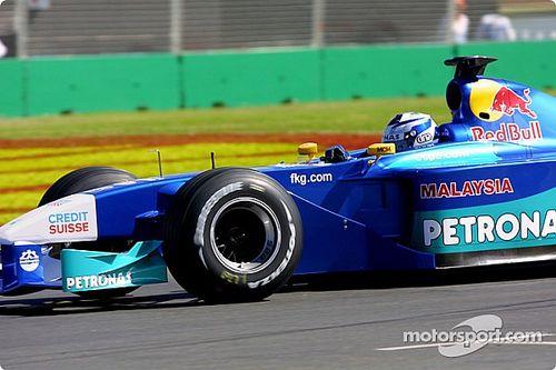 Räikkönen élete első F1-es versenye: nagyot szólt (videó)