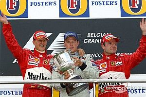GALERIA: Todas as 21 vitórias de Kimi Raikkonen na F1