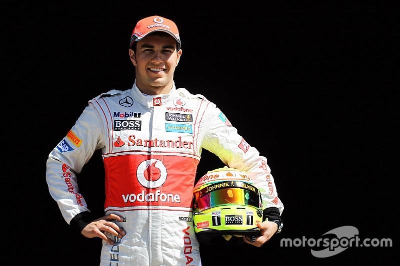 Перес стал кандидатом на место в McLaren