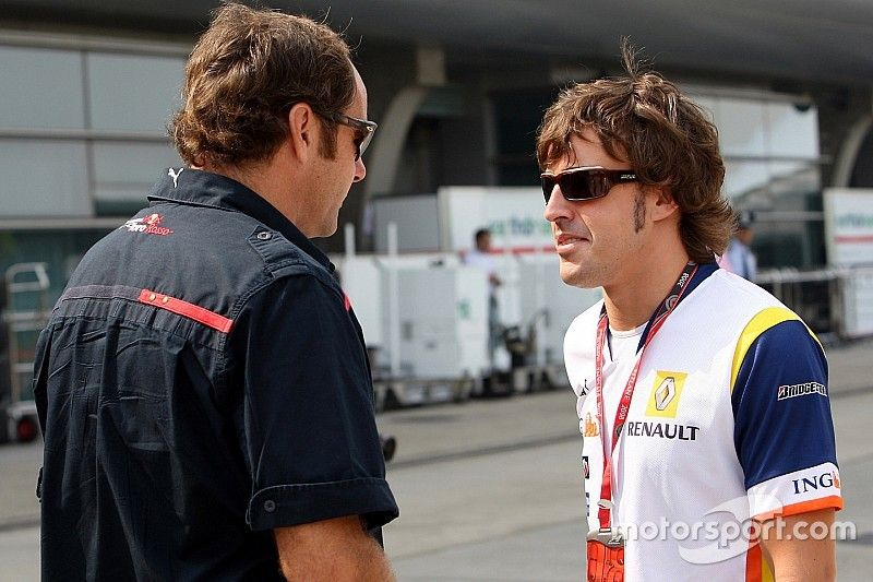 Berger quer que Alonso participe de prova do DTM como convidado