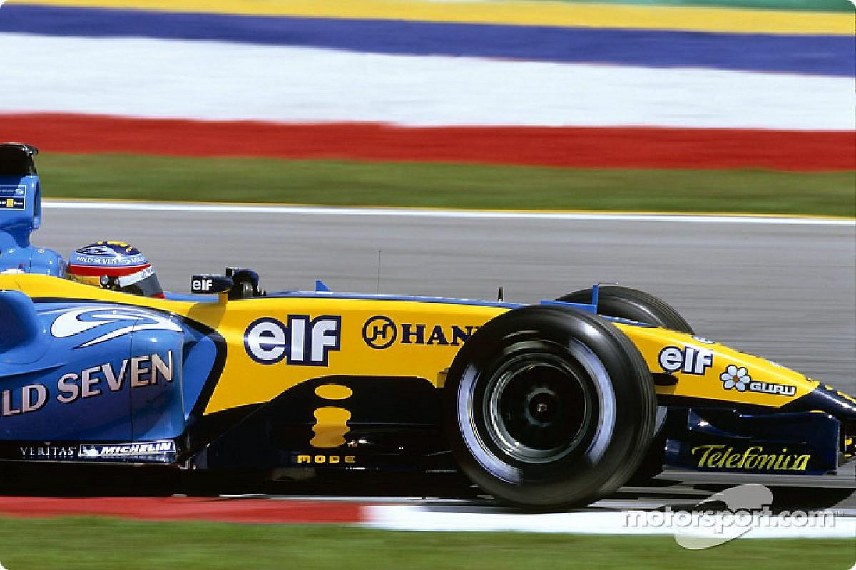 Alonso 16 éves F1-es rajtja Malajziából: BRUTÁLIS (videó)