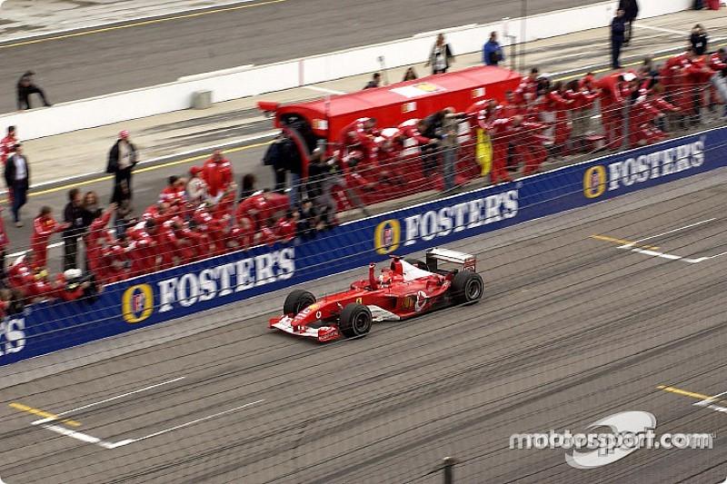 Kehm, Schumacher'i anlattı: 2000 Suzuka'nın ardından tüm Ferrari ağladı