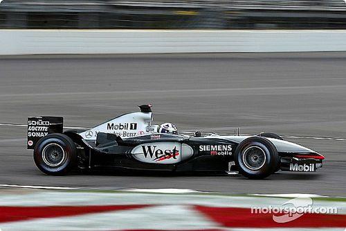 GALERIA: Coulthard faz 48 anos; relembre seus carros na Fórmula 1