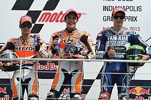 Melunak pada Rivalnya, Lorenzo Sebut Marquez Legenda