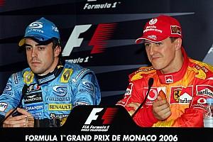 Schumacher sötét oldala