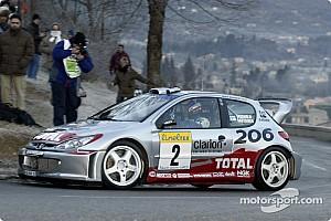 ¡Este Peugeot 206 WRC original está a la venta en Internet!