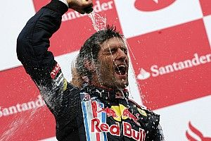 Как это было: Гран При Германии '09, когда даже штраф не помешал Уэбберу впервые выиграть Гран При