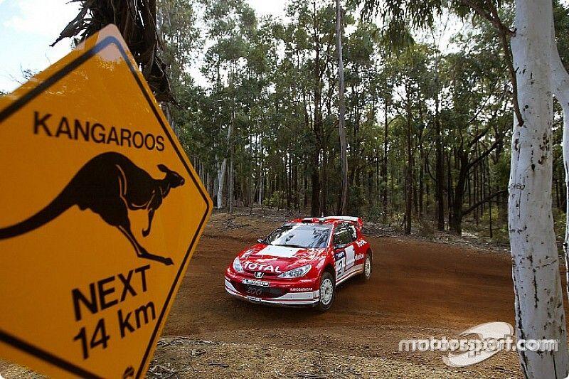 Australia ponownie z bazą w Perth?