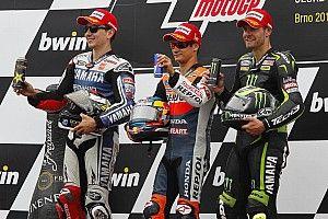 Il y a 8 ans: Brno, un tournant dans la carrière de Cal Crutchlow