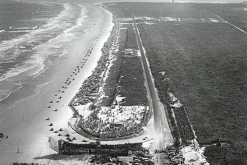 Video: Looking back on the final NASCAR race on Daytona beach