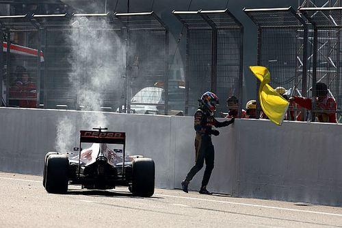 OTD: Inhaalfeest Verstappen bruut verstoord door Renault-motor