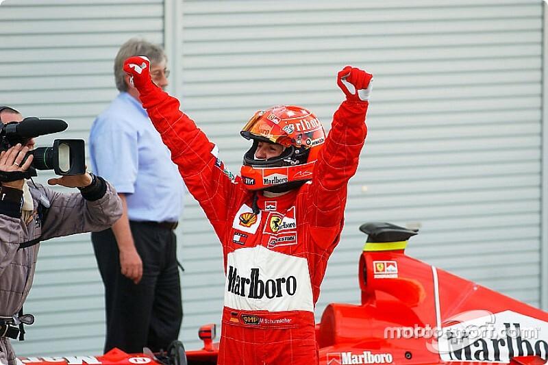 Schumacher 52 yaşında!