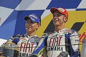 Cohabiter avec Rossi, véritable challenge pour Lorenzo à ses débuts