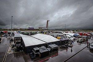 موتو جي بي: إلغاء التجارب الحرّة الثالثة في أوستن بسبب البرق