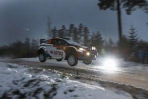 """Kubica: """"Zicht was slechter dan nachtelijke rallyproef met mist"""""""