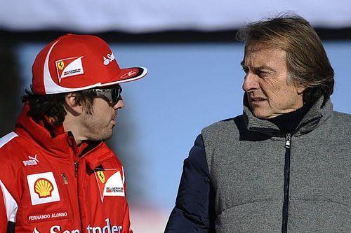 """Alonso ironiza perfil da F1 após críticas de ex-presidente da Ferrari: """"Marquei 80% dos pontos da equipe"""""""