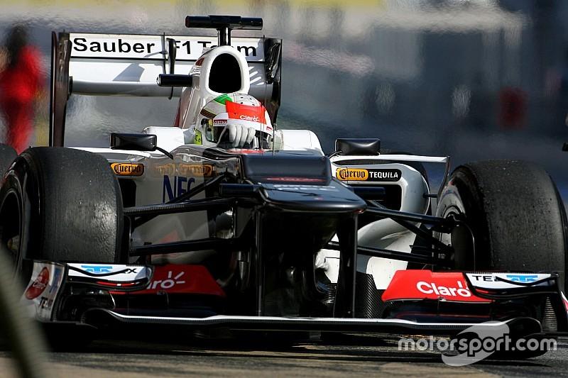 "Perez: ""Ferrari, 2014 için bana ön sözleşme teklif etmişti"""