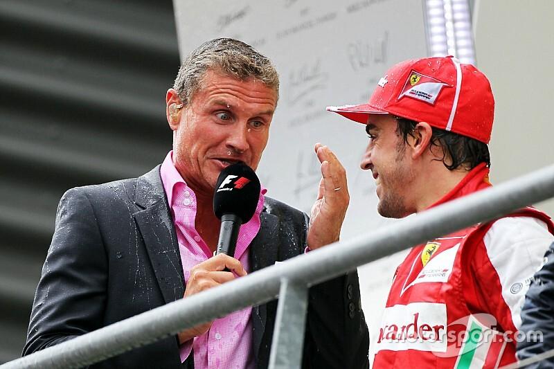 Култхард не нашел для Алонсо места в Формуле 1