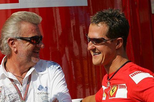 Weber: Michael Schumacher chciał zostać menadżerem syna w F1