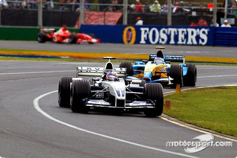 Un día como hoy: Gran Premio de Australia 2003