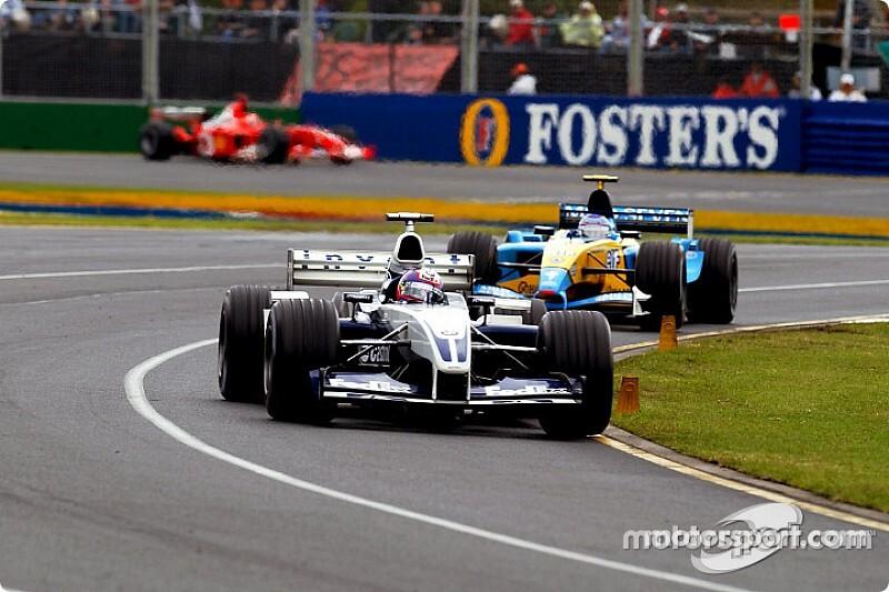 Australia 2003: debut de Alonso en Renault y la última de Coulthard