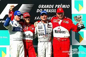 Все победители и призеры Гран При Бразилии с 2000 года